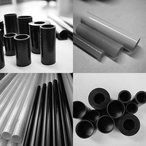 Fishing Rods & FRP Pipe [Fiber Reinforced Plastic